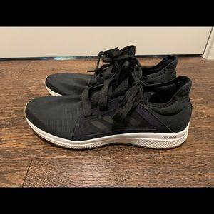 Adidas women's edge lux bounce black 9.5